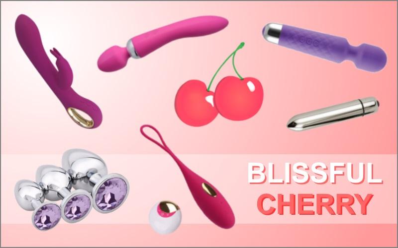 purple rabbit vibrator alongside a light pink g spot vibrator
