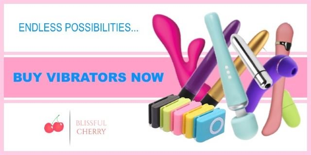 Buy vibrators at Blissful Cherry